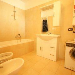 Отель Ciclamino Bianco Италия, Вербания - отзывы, цены и фото номеров - забронировать отель Ciclamino Bianco онлайн ванная