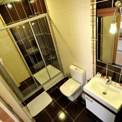 Мини- Khalkedon Istanbul Турция, Стамбул - отзывы, цены и фото номеров - забронировать отель Мини-Отель Khalkedon Istanbul онлайн ванная