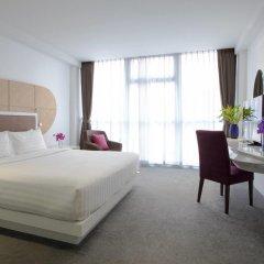 Hotel Icon Bangkok 4* Улучшенный номер с различными типами кроватей