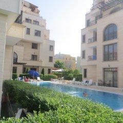Отель Amara Studios Болгария, Солнечный берег - отзывы, цены и фото номеров - забронировать отель Amara Studios онлайн бассейн фото 3