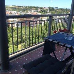 Colony Hotel Рим балкон