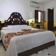 Отель Casa Doña Susana 2* Стандартный номер с различными типами кроватей фото 5