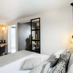 Отель Antigoni Beach Resort 4* Апартаменты с различными типами кроватей фото 6