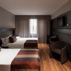 Отель Catalonia Port 4* Стандартный номер с различными типами кроватей фото 4