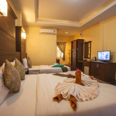 Отель Lanta Klong Nin Beach Resort 3* Стандартный номер фото 14