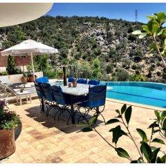 Villa Valo Турция, Калкан - отзывы, цены и фото номеров - забронировать отель Villa Valo онлайн балкон
