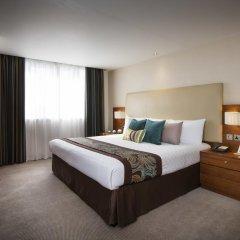 Отель Thistle Kensington Gardens 4* Номер Делюкс с различными типами кроватей фото 9