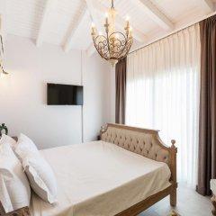 Отель Alacaat Butik Otel 2* Номер Делюкс фото 8