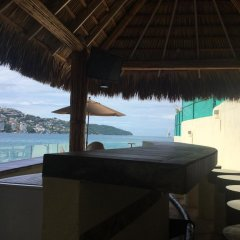 Отель Apartamento Estrella Del Mar Acapulco балкон