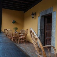 Отель Casa Rural La Corrolada питание фото 2