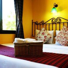 Отель The Castello Resort 3* Стандартный номер с различными типами кроватей фото 12