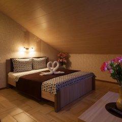 Мини-отель Бархат Номер Комфорт с двуспальной кроватью