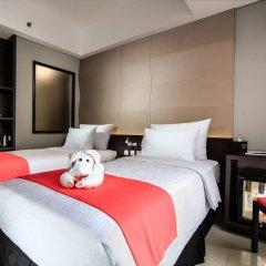 Fashion Hotel Legian 4* Улучшенный номер с различными типами кроватей фото 3
