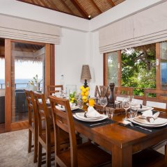 Отель Cape Shark Pool Villas 4* Вилла с различными типами кроватей фото 40