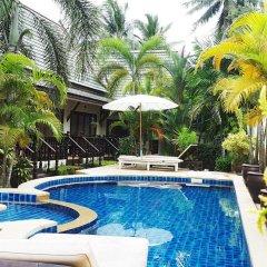 Отель Airport Resort бассейн фото 2