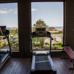 Отель Long Beach Resort & Spa Болгария, Аврен - 1 отзыв об отеле, цены и фото номеров - забронировать отель Long Beach Resort & Spa онлайн фитнесс-зал
