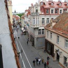 Апартаменты Stasys Apartment Pilies street балкон