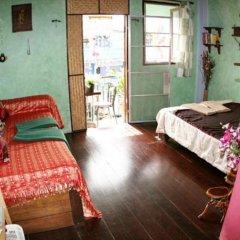 Отель Shanti Lodge Bangkok 2* Стандартный номер с различными типами кроватей фото 2