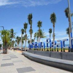 Arya Inn Pattaya Beach Hotel бассейн
