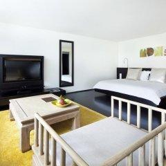 Отель COMO Metropolitan Bangkok 5* Стандартный номер с различными типами кроватей фото 4