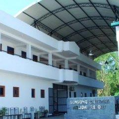 Отель Sunsung Chiththa Holiday Resort 3* Стандартный номер с различными типами кроватей фото 7