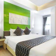 Отель Klassique Sukhumvit 3* Улучшенный номер фото 12