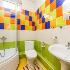Гостиница Де Марко в Анапе 1 отзыв об отеле, цены и фото номеров - забронировать гостиницу Де Марко онлайн Анапа ванная фото 2