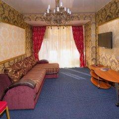 Гостиница Малибу Люкс с разными типами кроватей фото 37
