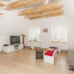 Апартаменты The Best Stay Apartments Гданьск комната для гостей фото 3