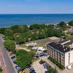 Отель Dom Wypoczynkowy Sopocki Zdrój пляж фото 2