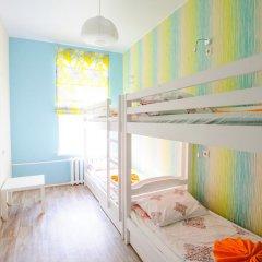 Хостел Нappy House Кровать в общем номере двухъярусные кровати фото 6