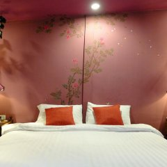 Отель Old Capital Bike Inn 3* Люкс с различными типами кроватей фото 13