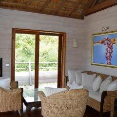 Отель Villa Honu by Tahiti Homes Французская Полинезия, Муреа - отзывы, цены и фото номеров - забронировать отель Villa Honu by Tahiti Homes онлайн комната для гостей фото 5