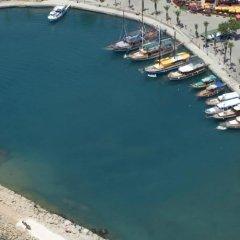 Yeni Umut Pansiyon Турция, Сиде - отзывы, цены и фото номеров - забронировать отель Yeni Umut Pansiyon онлайн пляж