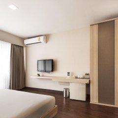 Samran Place Hotel 3* Стандартный номер с различными типами кроватей фото 3