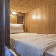 Suneta Hostel Khaosan Стандартный номер с различными типами кроватей фото 5