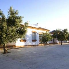 Отель Villa la Dehesa парковка