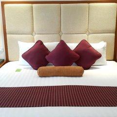 Boulevard Hotel Bangkok 4* Номер Делюкс с разными типами кроватей фото 34