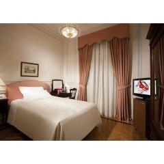 Hotel Quirinale 4* Компактный номер с двуспальной кроватью