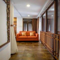 Nanda Heritage Hotel 3* Семейный номер Делюкс с двуспальной кроватью
