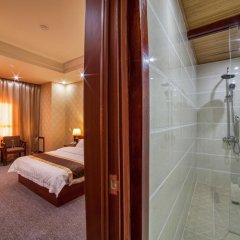 Hotel Shanghai City Люкс с различными типами кроватей фото 8
