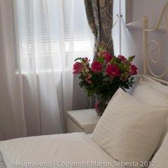 Отель Almandine Чехия, Прага - отзывы, цены и фото номеров - забронировать отель Almandine онлайн комната для гостей фото 3