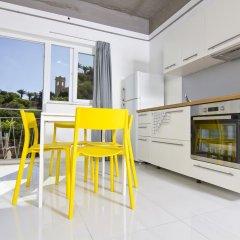 Апартаменты Nula Apartments Улучшенная студия фото 4