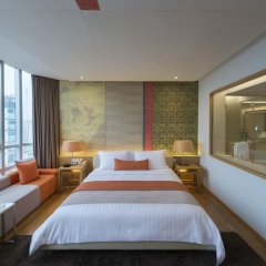 Pathumwan Princess Hotel 5* Номер категории Премиум с различными типами кроватей фото 14
