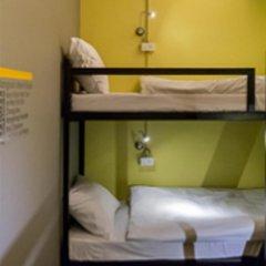 Siam Mitr Hostel Кровать в общем номере