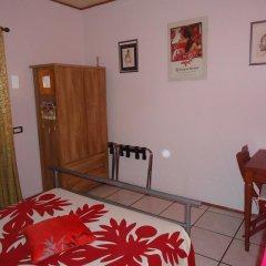 Отель Fare D'hôtes Tutehau комната для гостей фото 4