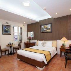 Hanoi Old Quarter Hotel 3* Номер Делюкс разные типы кроватей