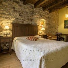 Отель El Peiron Сос-дель-Рей-Католико комната для гостей фото 5