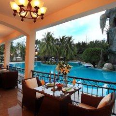 Отель Sanya Jinglilai Resort питание