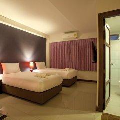 Wiz Hotel 3* Номер Делюкс с различными типами кроватей фото 6